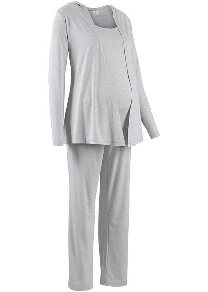 100c476da Wellness oblečenie pre tehotné ženy (3 dielna sada)