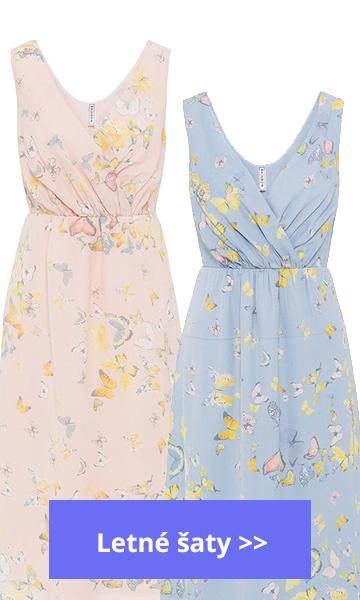 letné šaty pre moletky - zľavy jún 2018, oblečenie pre moletky, šaty pre moletky cena