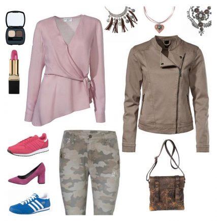 bf768cd5d7ac Oblečenie pre moletky - sako a maskáčové nohavice pre moletky