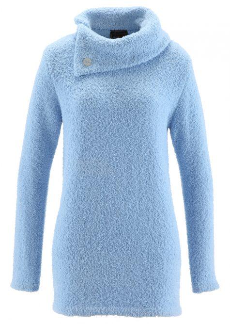 Hebký pulóver