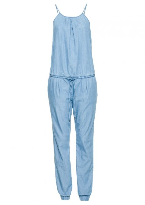Ležérny džínsový overal