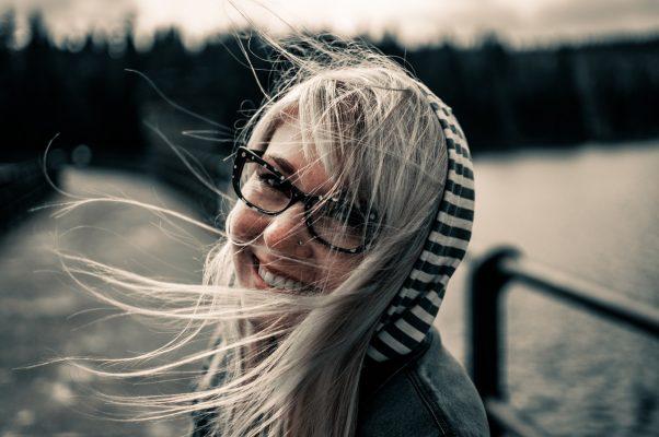Motivacia pre moletky, sebavedomie moletky, rec tela, usmev