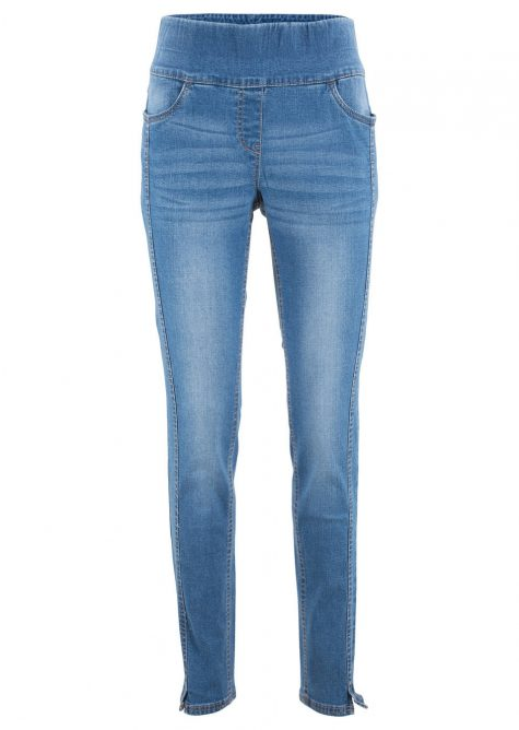 Strečové džínsy