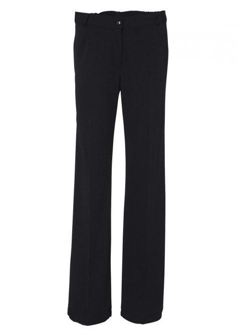 """Strečové nohavice """"široké""""  Strečové nohavice pre moletky - lepšie sa prispôsobia postave."""