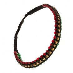 Šperky eshop - Korálkový náramok
