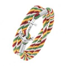 Šperky eshop - Náramok na obtočenie okolo ruky