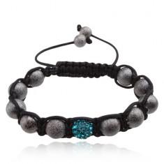 Šperky eshop - Náramok Shamballa