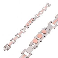 Šperky eshop - Náramok z chirurgickej ocele