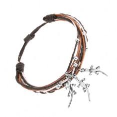 Šperky eshop - Pletený náramok