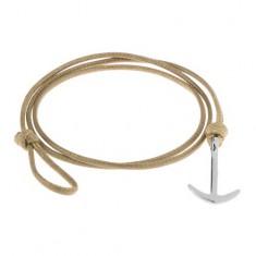 Šperky eshop - Šnúrkový náramok na obtočenie okolo ruky