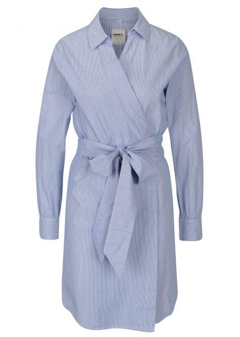 # Košeľové šaty pre moletky