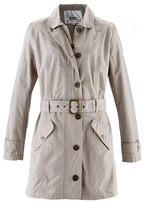 Trenčkot kabát