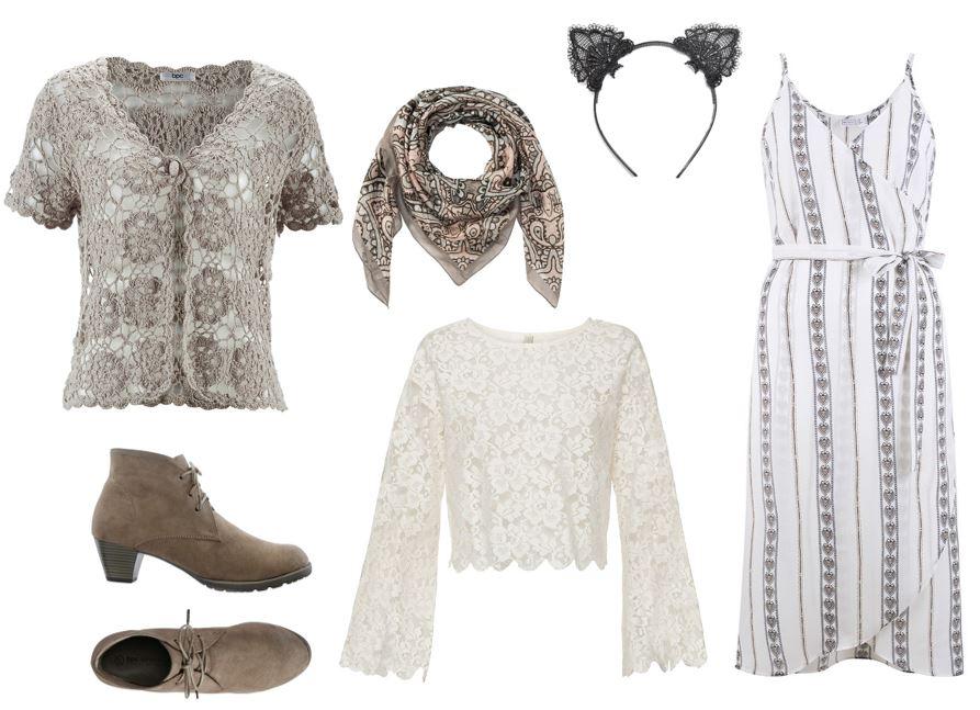 90e04edb4cce Vrstvené oblečenie - Japonská móda - Mori girl - Inšpirácia z ...