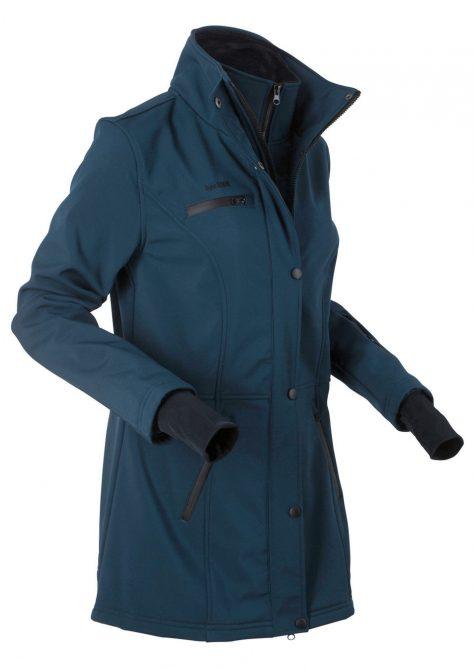 Strečová softshellová bunda