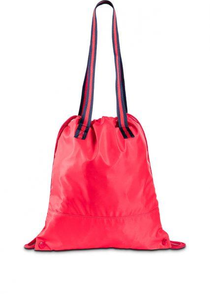 ruksak, taška, lampasy, moderná taška, taška s uškami, ruksak so šnúrkami