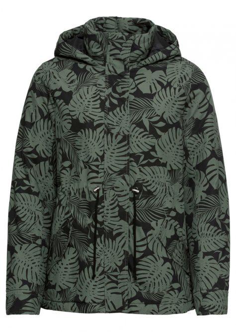 Zimná bunda parka