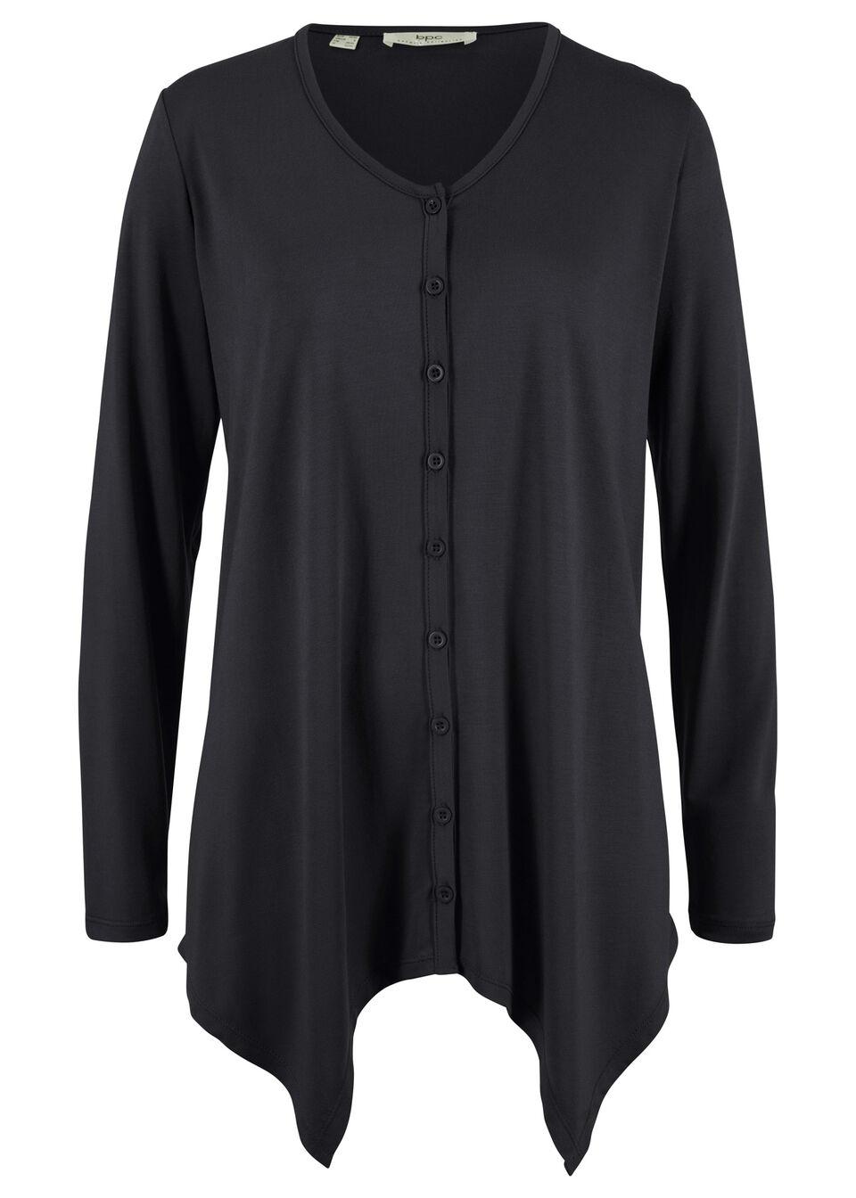 e8a304362dde Pletený sveter s cípmi