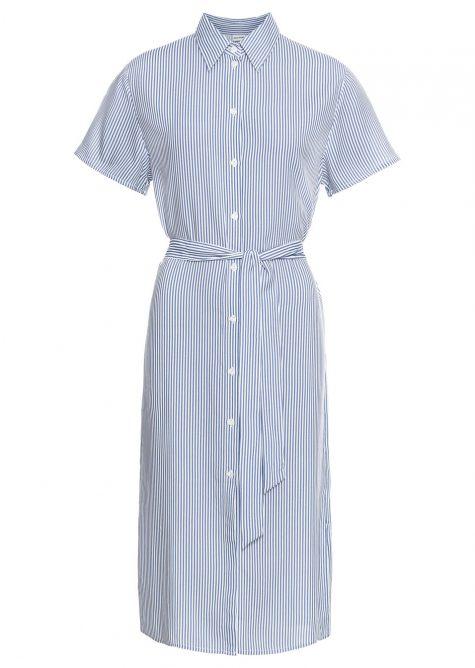 Blúzkové šaty