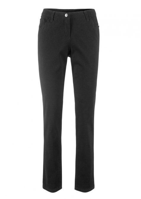 """Strečové nohavice """"rovné""""  Strečové nohavice pre moletky - lepšie sa prispôsobia postave."""
