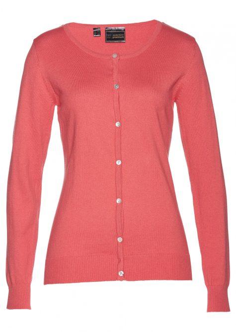 Premium Pletený sveter s hodvábnym podielom