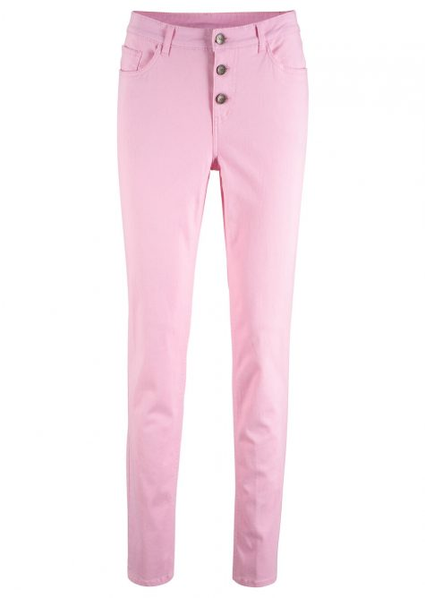 > Strečové nohavice pre moletky