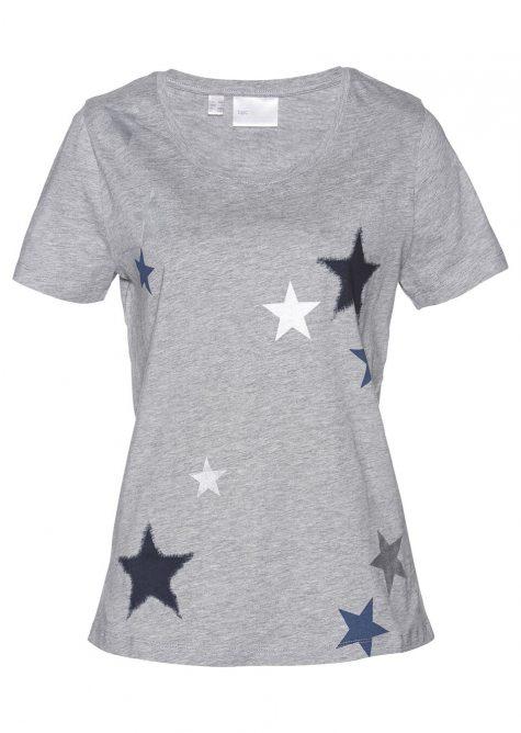 Tričko s hviezdami