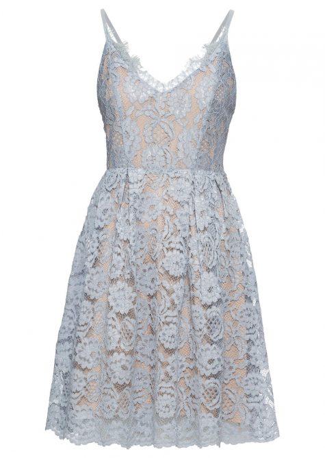 Čipkované šaty