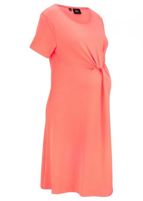 Džersejové materské šaty