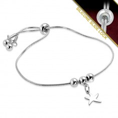 Šperky eshop - Náramok z chirurgickej ocele - morská hviezdica