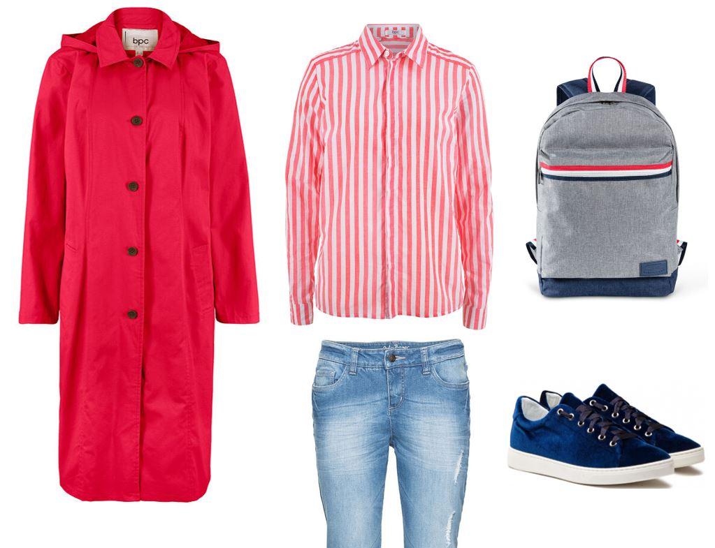 jesenné oblečenie pre moletky, jesenný kabát pre moletky, baloňák xxl, bundy pre moletky