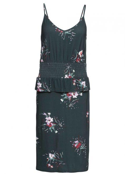Letné šaty z džerseju