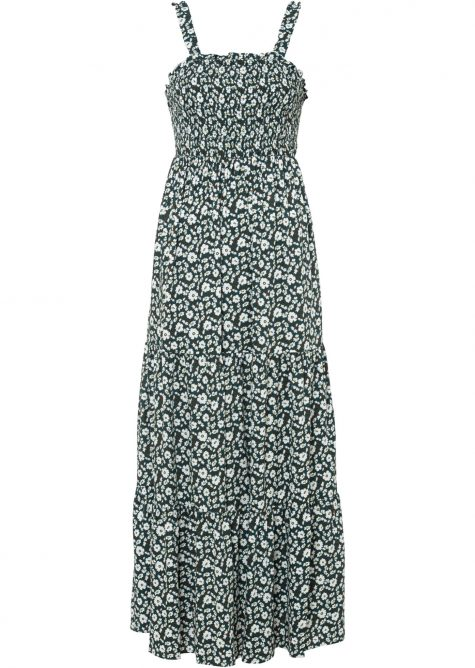Maxi šaty z udržateľnej viskózy -maxi šaty pre moletky